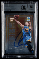 Stephen Curry Signed 2012-13 Panini Brilliance Scorers Inc. #5 (BGS Encapsulated) at PristineAuction.com