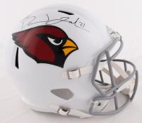 David Johnson Signed Cardinals Full-Size Speed Helmet (JSA COA) at PristineAuction.com