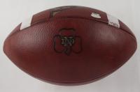 2009 Norte Dame Vs. Boston College Game Used Football (Steiner LOA) (See Description) at PristineAuction.com