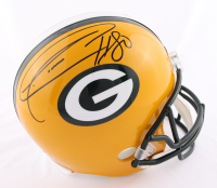 Donald Driver Signed Packers Full-Size Helmet (Beckett COA) at PristineAuction.com