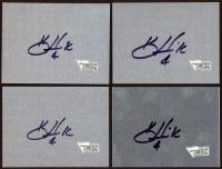 "Kevin Harvick Signed 3"" x 4"" Metal Cut (Fanatics Hologram) (See Description) at PristineAuction.com"