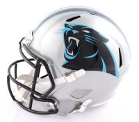 Greg Olson Signed Jaguars Full-Size Speed Helmet (Beckett COA) at PristineAuction.com