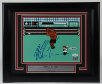 "Mike Tyson Signed ""Punch-Out!!"" 13.5x16.5 Custom Framed Photo Display (JSA COA & Fiterman Sports Hologram) at PristineAuction.com"