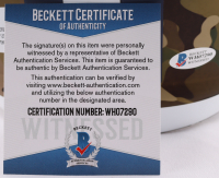Troy Aikman Signed Cowboys Full-Size Camo Alternate Speed Helmet (Beckett COA) at PristineAuction.com
