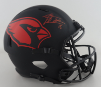 Jake Plummer Signed Cardinals Eclipse Alternate Full-Size Speed Helmet (Beckett Hologram) at PristineAuction.com