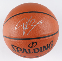 Giannis Antetokounmpo Signed NBA Game Ball Series Basketball (JSA Hologram) at PristineAuction.com