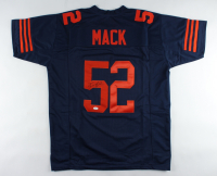 Khalil Mack Signed Jersey (JSA COA) (See Description) at PristineAuction.com