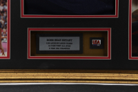 Kobe Bryant 32x36 Custom Framed Jersey Display with USA Basketball Pin at PristineAuction.com