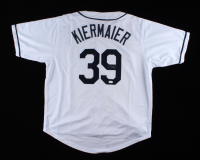 Kevin Kiermaier Signed Jersey (JSA COA) (See Description) at PristineAuction.com