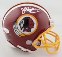 John Riggins Signed Redskins Throwback Mini Helmet (JSA COA) at PristineAuction.com