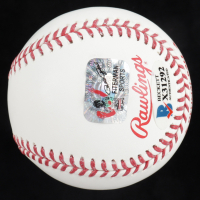 """Pete Rose Signed 1980 World Series Baseball Inscribed """"1980 W.S. Champs"""" (Beckett COA & Fiterman Sports Hologram) at PristineAuction.com"""