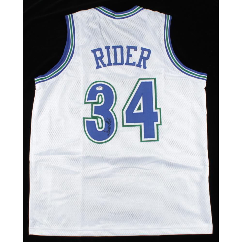 isaiah rider jersey