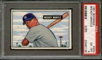 Mickey Mantle 1951 Bowman #253 RC (PSA 6) at PristineAuction.com