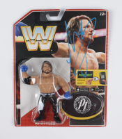AJ Styles Signed WWE Retro Series 2018 Mattel Action Figure (PSA COA) at PristineAuction.com
