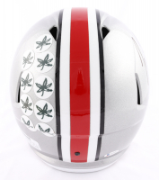 Justin Fields Signed Ohio State Buckeyes Full-Size Speed Helmet (Beckett COA) at PristineAuction.com