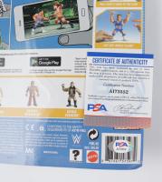 "Kurt Angle Signed WWE Retro Series 2018 Mattel Action Figure Inscribed ""It's True, It's Damn True"" (PSA COA) at PristineAuction.com"