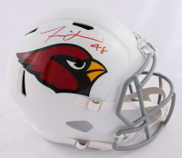 Isaiah Simmons Signed Cardinals Full-Size Speed Helmet (Beckett COA) at PristineAuction.com