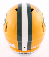 Sterling Sharpe Signed Packers Full-Size Speed Helmet (Beckett Hologram) at PristineAuction.com