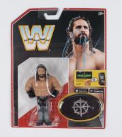 Seth Rollins Signed WWE Retro Series 2018 Mattel Action Figure (PSA COA) at PristineAuction.com