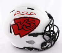 Patrick Mahomes Signed Chiefs Full-Size Lunar Eclipse Alternate Speed Helmet (Beckett Hologram) at PristineAuction.com