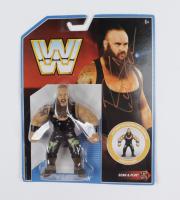 Braun Strowman Signed WWE Retro Series 2018 Mattel Action Figure (PSA COA) at PristineAuction.com