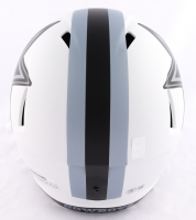 Troy Aikman Signed Cowboys Full-Size Lunar Eclipse Alternate Speed Helmet (Beckett Hologram) at PristineAuction.com