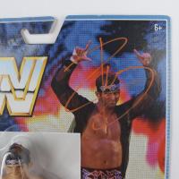 Zack Ryder Signed WWE Retro Series 2018 Mattel Action Figure (PSA COA) at PristineAuction.com