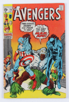 """1970 """"The Avengers"""" Issue #78 Marvel Comic Book at PristineAuction.com"""
