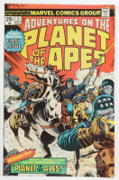 "Vintage 1975 ""Adventures on the Planet of the Apes"" Issue #1 Marvel Comic Book (See Description) at PristineAuction.com"