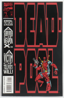 """Vintage 1993 """"Deadpool"""" Vol. 1 Issue #1 Marvel Comic Book at PristineAuction.com"""