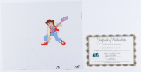 Back to the Future 11x13 Animation Cel at PristineAuction.com