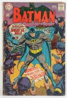 """Vintage 1968 """"Batman"""" Issue #201 DC Comic Book (See Description) at PristineAuction.com"""
