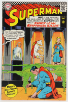"""Vintage 1967 """"Superman"""" Issue #195 DC Comic Book at PristineAuction.com"""