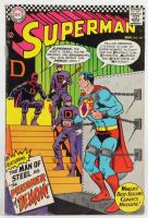 "Vintage 1966 ""Superman"" Issue #191 DC Comic Book (See Description) at PristineAuction.com"