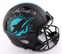 Dan Marino Signed Dolphins Full-Size Eclipse Alternate Speed Helmet (JSA COA) (See Description) at PristineAuction.com
