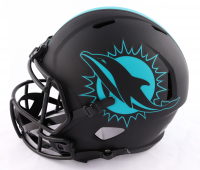 Dan Marino Signed Dolphins Full-Size Eclipse Alternate Speed Helmet (JSA COA) (See Description) at PristineAuction.com