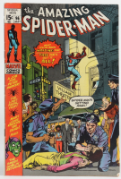 """Vintage 1971 """"The Amazing Spider-Man"""" Vol. 1 Issue #96 Marvel Book (See Description) at PristineAuction.com"""