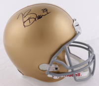 Tim Brown Signed Notre Dame Fighting Irish Full-Size Helmet (Beckett Hologram & Brown Hologram) at PristineAuction.com