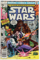 """Vintage 1978 """"Star Wars"""" Vol. 1 Issue #7 Marvel Comic Book at PristineAuction.com"""