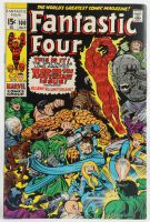 "1970 ""Fantastic Four"" Vol. 1 Issue #100 Marvel Comic Book (See Description) at PristineAuction.com"