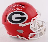 "Herschel Walker Signed Georgia Bulldogs Full-Size Speed Helmet Inscribed ""82 Heisman"" (Beckett COA) at PristineAuction.com"