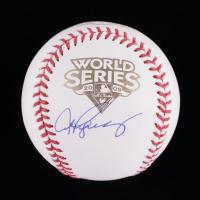 Alex Rodriguez Signed 2009 World Series Baseball (Beckett COA) at PristineAuction.com