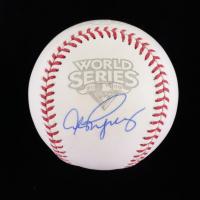 Alex Rodriguez Signed 2009 World Series Baseball (Beckett COA) (See Description) at PristineAuction.com