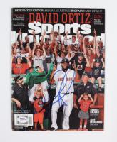 David Ortiz Signed Red Sox 2016 Sports Illustrated Magazine (PSA COA) at PristineAuction.com