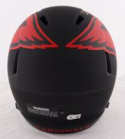 DeAndre Hopkins Signed Cardinals Full-Size Eclipse Alternate Speed Helmet (Beckett Hologram) at PristineAuction.com