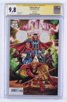 "Ron Lim Signed 2018 ""Infinity Wars"" Issue #2 Marvel Comic Book (CGC 9.8) at PristineAuction.com"