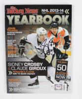 Sidney Crosby Signed 2013 The Hockey News Magazine (PSA COA) at PristineAuction.com
