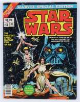 "1977 ""Star Wars: Special Edition"" Issue #1 Marvel Comic Book at PristineAuction.com"