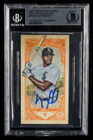 Luis Robert Signed 2020 Topps Gypsy Queen Fortune Teller Mini #FTM3 (BGS Encapsulated) at PristineAuction.com