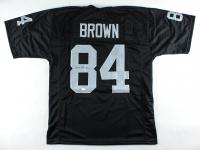 Antonio Brown Signed Jersey (JSA COA) at PristineAuction.com